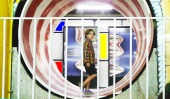 Ode to Mondrian with Carnival Kasper